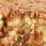 apple bread slice