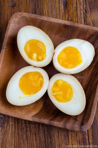 Soy Marinated Eggs